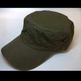 Army Cap - olive
