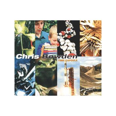 BOWDEN, CHRIS - TIME CAPSULE(REMASTERED) - CD