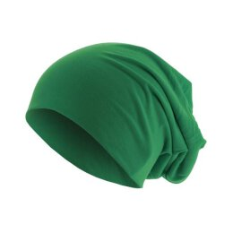 KMA - Jersey Beanie - kelly green