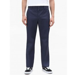 Dickies - 873 - Slim Straight Work Pant -  navy