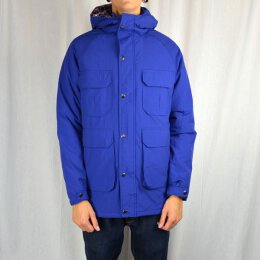 POP - Mountain Parka - blue
