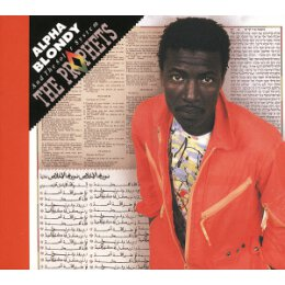 ALPHA BLONDY - THE PROPHETS - CD