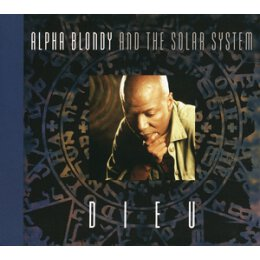ALPHA BLONDY - DIEU - CD