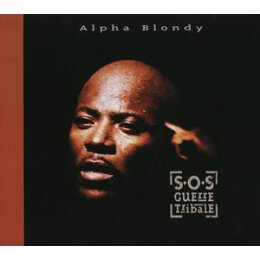 ALPHA BLONDY - S.O.S GUERRE TRIBALE - CD