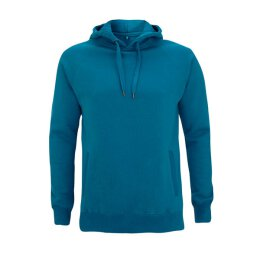 Continental - N50P Pullover Hood Side Pockets - island blue