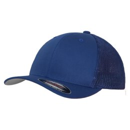 Flexfit - Mesh Trucker - royal blue