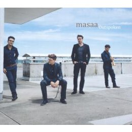 MASAA - OUTSPOKEN - CD