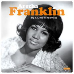 FRANKLIN, ARETHA - TRY A LITTLE TENDERNESS - LP