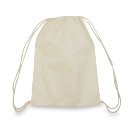 Gym Bag Basic (Bags By Jassz) -  Baumwolle - natur