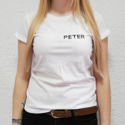 Peter / Pascow - Niemand Muss Mercher Sein - Girl Shirt -...