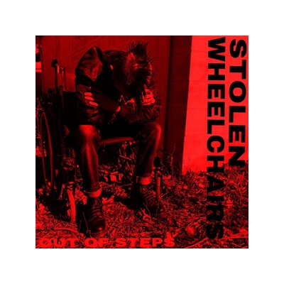 STOLEN WHEELCHAIRS - OUT OF STEPS - CD