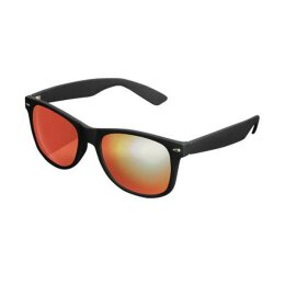 Sonnenbrille - Likoma - Mirror - black/red