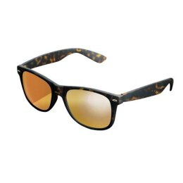 Sonnenbrille - Likoma - Mirror - amber/orange