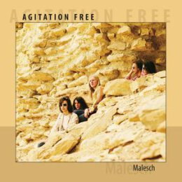 AGITATION FREE - MALESCH - CD