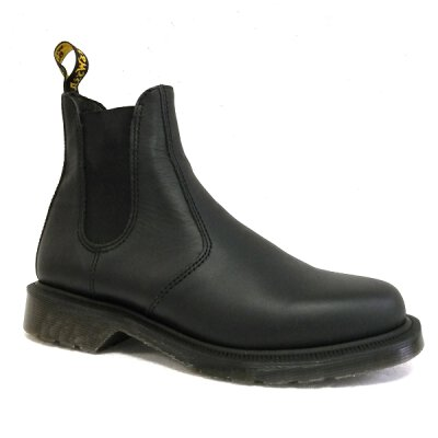 Dr. Martens - Laura - Chelsea Boot (Women) - black polished apache - Größe 38
