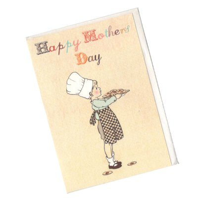 Postkarte mit Umschlag - Belle & Boo - I Baked This For You Boy