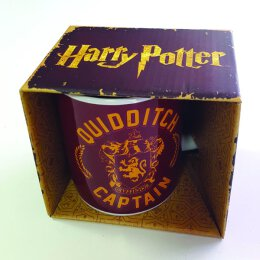 Harry Potter - Quidditch - Tasse