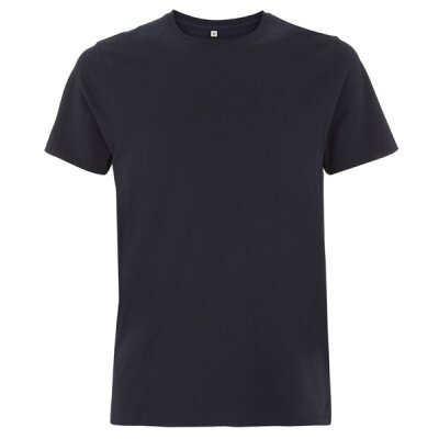 Continental / Earth Positive - EP18 - Organic Heavy Unisex T-Shirt - navy