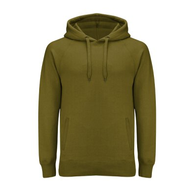 Continental - N50P Pullover Hood Side Pockets - khaki
