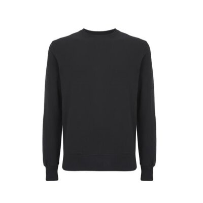 Continental / Earth Positive- EP62 Organic Unisex Standard Fitted Sweatshirt  - black