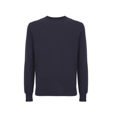 Continental / Earth Positive- EP62 Organic Unisex Standard Fitted Sweatshirt  - navy