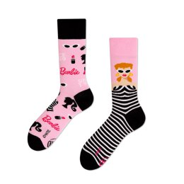 Many Mornings Socks - Barbie - Socken
