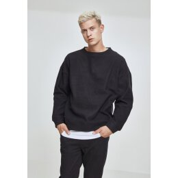 Urban Classica - TB2405 - Polar Fleece Crew - black