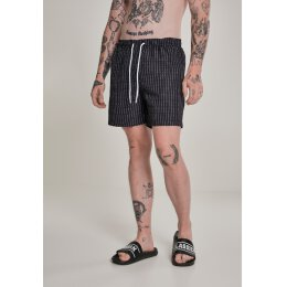 Fuck You - MT960 - Swimshort - black