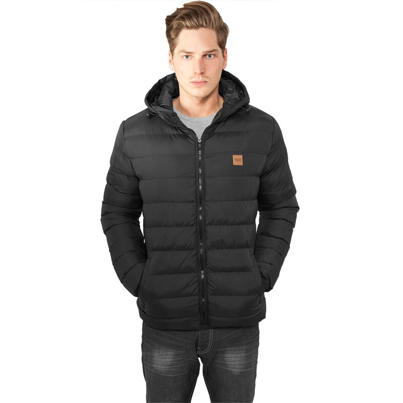 Urban Classics - TB863 - Basic Bubble Jacket -...