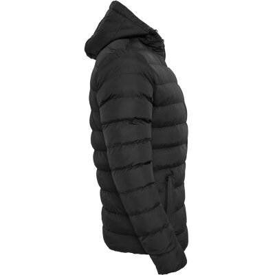 Urban Classics - TB863 - Basic Bubble Jacket - black/black/black