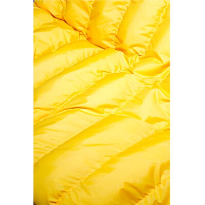 Urban Classics - TB863 - Basic Bubble Jacket - chrome yellow