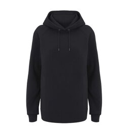 Continental - N55P - WOMENS PULLOVER HOOD - black