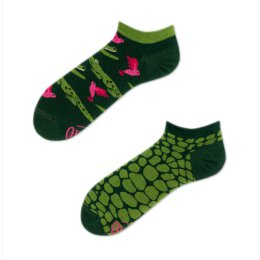 Many Mornings Socks - Forfitter (Crocodile) Low - Socken
