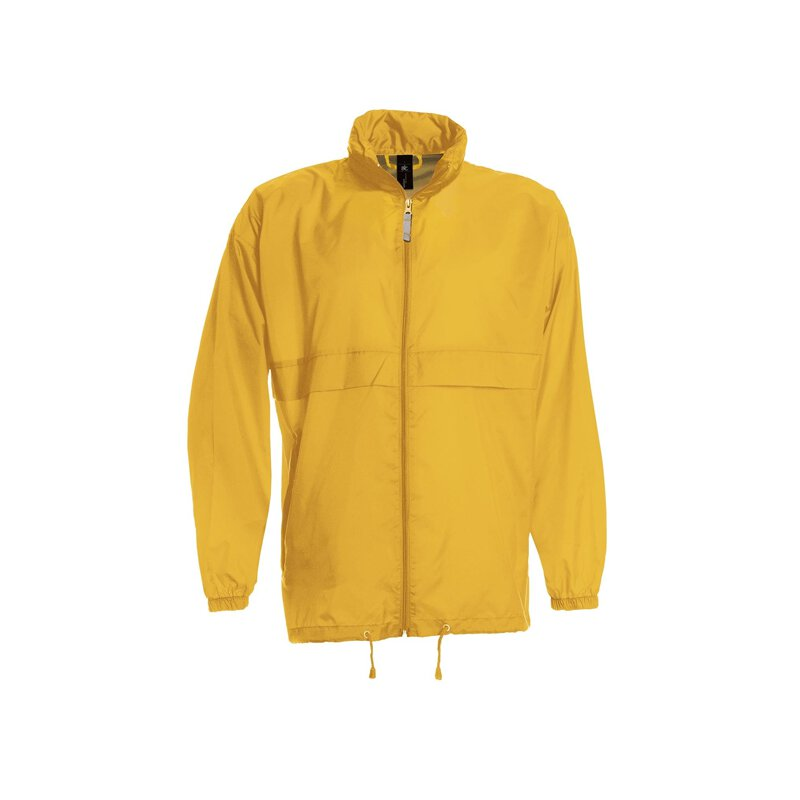 B&C - Unisex / Men Windbreaker (JU800) - gold