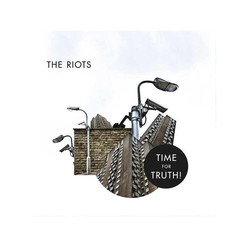 Riots, The - Time For Truth + 11 Bonus Tracks - CD