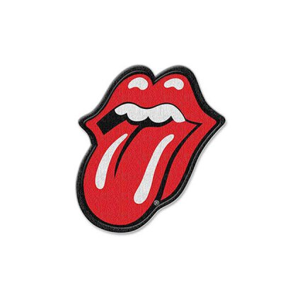 Rolling Stones - Tongue Shaped - Patch