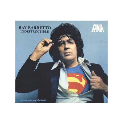 BARRETTO, RAY - INDESTRUCTIBLE(REMASTERED) - CD