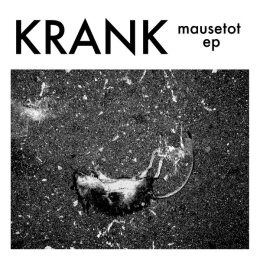 Krank - Mausetot EP - 12 EP (color) + MP3