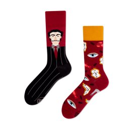 Many Mornings Socks - Salvadorable - Socken