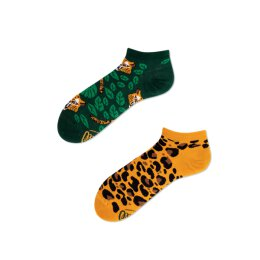 Many Mornings Socks - El Leopardo Low - Socken