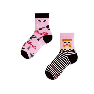 Many Mornings Socks - Barbie - Kids Socken