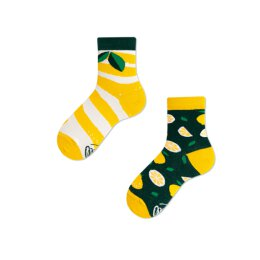 Many Mornings Socks - The Lemons - Kids Socken