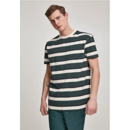 Urban Classics - TB3087 - Oversized Block Stripe Shirt -...