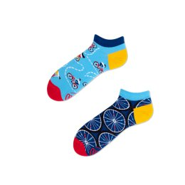 Many Mornings Socks - The Bicycles Low - Socken