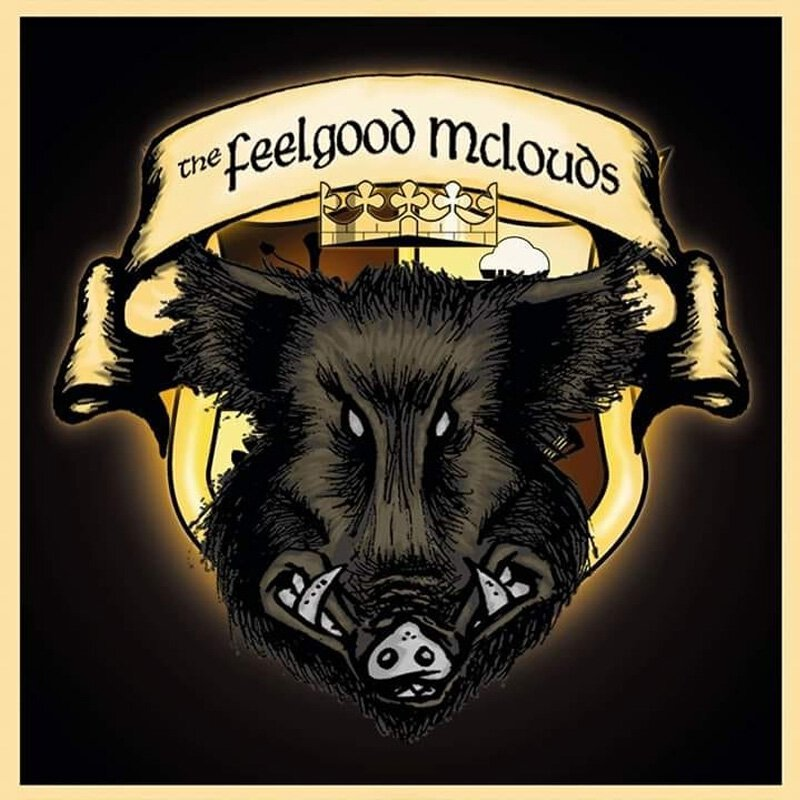 The Feelgood Mclouds - s/t - CD