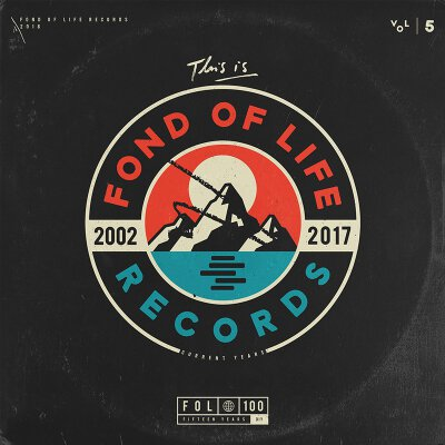 V/A - This Is Fond Of Life Records - Vol. 5 - LP + MP3 (limited Vinyl)