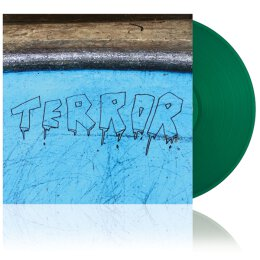 Wonk Unit - Terror - LP + MP3