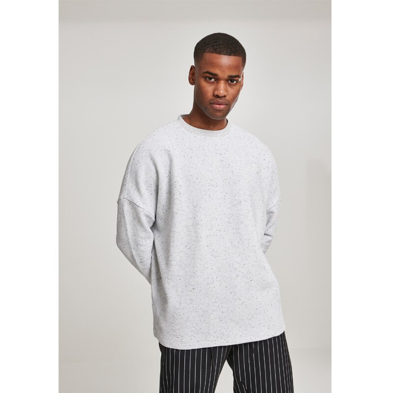 Urban Classics - TB3092 - Cut On Sleeve Naps Interlock...