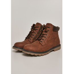 Urban Classics - TB2968 - Basic Boots - darkbrown