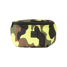 Urban Classics - TB2139 - Camo Hip Bag - frozenyellow camo